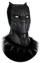 build Marvel Strike Force - Black Panther