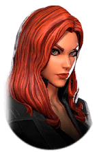 build Marvel Strike Force - Black Widow