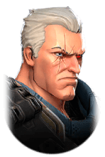 build Marvel Strike Force - Cable