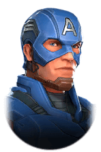 build Marvel Strike Force - Captain America