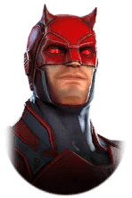 build Marvel Strike Force - Daredevil