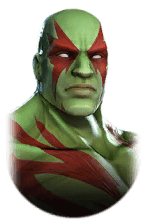 build Marvel Strike Force - Drax