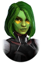 build Marvel Strike Force - Gamora