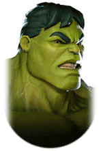 build Marvel Strike Force - Hulk
