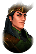 build Marvel Strike Force - Loki