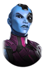build Marvel Strike Force - Nebula