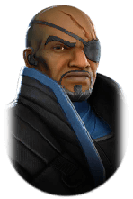 build Marvel Strike Force - Nick Fury