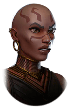 build Marvel Strike Force - Okoye