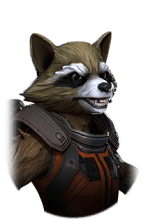 build Marvel Strike Force - Rocket Raccoon