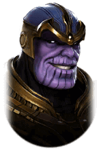 build Marvel Strike Force - Thanos