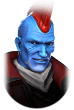 build Marvel Strike Force - Yondu
